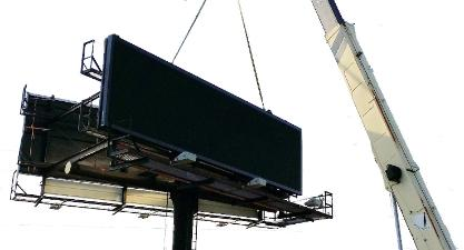Billboard Installation