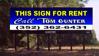 Florida Billboard For Rent 2