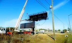 Billboard Construction