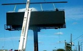 Digial Billboard Installation