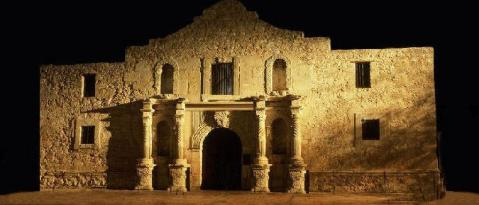 The Alamo - Texas Billboards For Sale